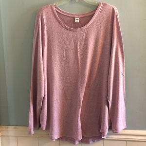 Old Navy pink tunic